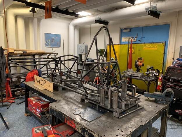 University of Toledo SAE Team works with Boyer Steel