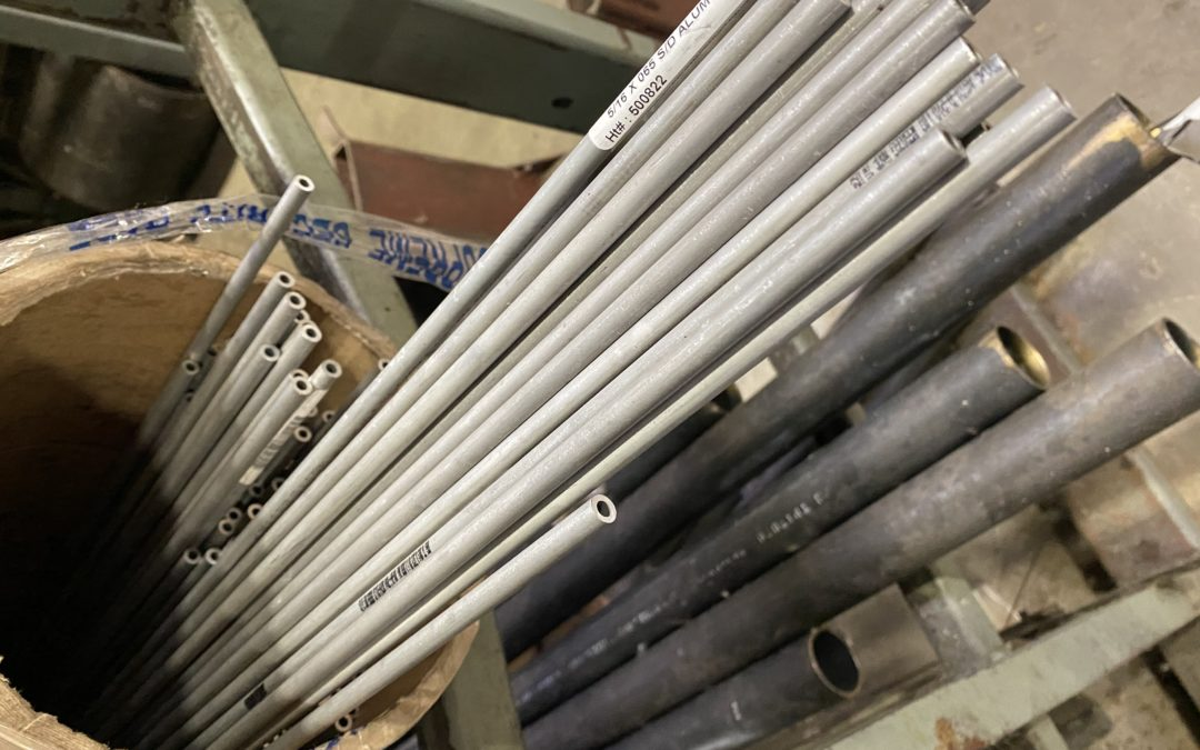Metro Detroit's Leading Supplier Of Drawn Aluminum Tube